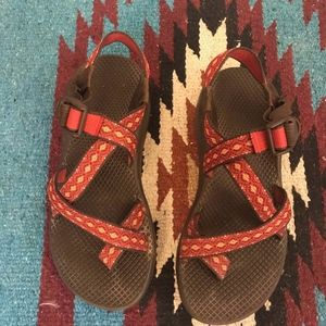 Chaco z/2 classic sandals w's size 7